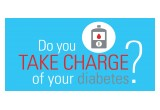 Do you TAKE CHARGE of your diabetes? promo graphic