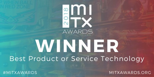 TapClicks Wins the 2018 MITX Award in the Category of Best Product or Service Technology