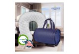 Cosy House Bamboo Neck Travel Pillow