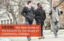 OCCRL the New Home of the Council for the Study of Community Colleges