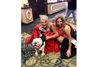 Mrs. Elite Florida, Laura Kutryb & Ms. Elite Florida, Mickey Tyler