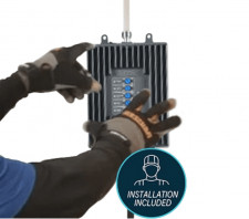 Signal Booster and Installation