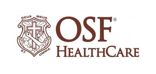 OSF HealthCare St. Mary Medical Center Wins Silver at 2017 Ozzie Awards