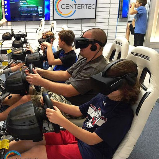 World's First Virtual Reality Gaming Social Space Opens in Oxford Valley Mall PA