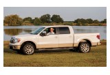 Former President George W. Bush's King Ranch F-150 4X4 pickup