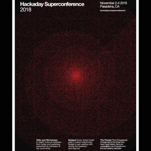 The Hackaday Superconference Returns for Its Biggest Year Yet This November