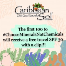 Choose Minerals Not Chemicals