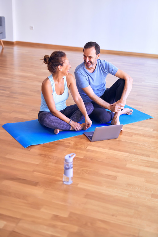 Healthy Habits with a Healthy Partner: The TeamUp Fitness App Has You Covered