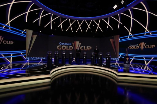 Concacaf's First-Ever Gold Cup Draw Unveils New Branding by Thirsty Agency