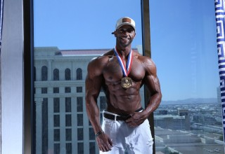 Professional Athlete Raymont Edmonds