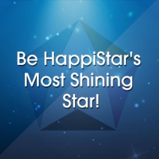 HappiStar Launches 'Be HappiStar's Most Shining Star!' Bonus