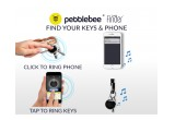 Quickly Find your Keys and Phone with the Pebblebee Finder