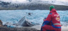 DJI Drones save life
