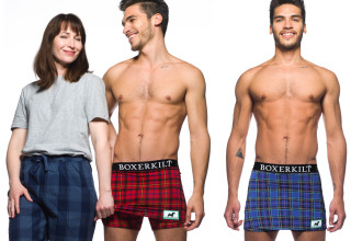 To Make Boxer Briefs Comfortable and Healthy We Made Them Without a Pouch