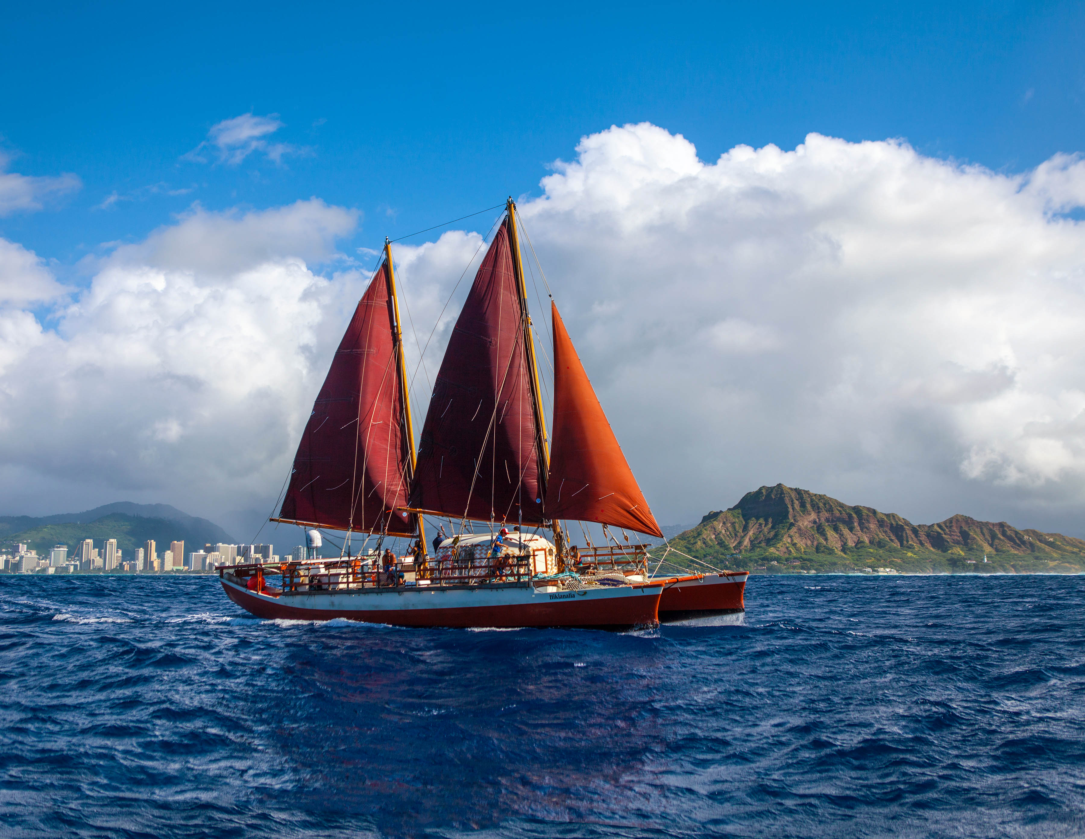 Polynesian Islands Weather Septermber