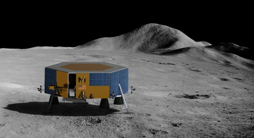 SpaceX to Launch Masten Lunar Mission in 2022