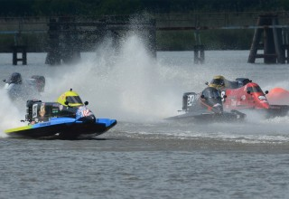 2018 NGK F1 Powerboat Championship Port Neches, Texas Race