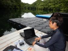 Durabook Laptop in the Field