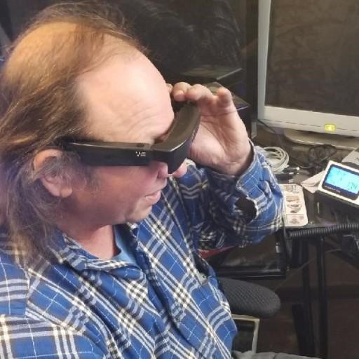 NuEyes Smartglasses Helps Veteran With Retinitis Pigmentosa Restore His Vision and Hobbies