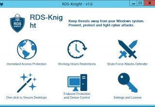 RDS-Knight 1.6 Release Interface