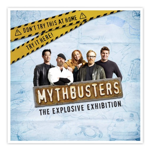 Discovery Communications and Exhibits Development Group Extend MythBusters Traveling Exhibition for Another Five Years and Expands Into a Global Tour