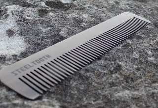 Steeltooth New Standard Comb
