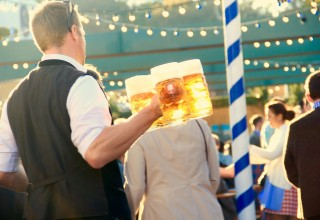 Oktoberfest festivities