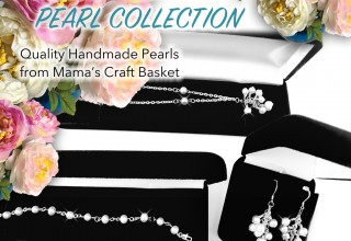 Timeless Treasures Pearl Collection Set, by Mama's Craft Basket