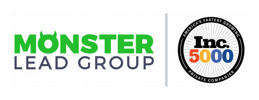 Monster Lead Group Recognized as One of America's Fastest-Growing Companies in 2021