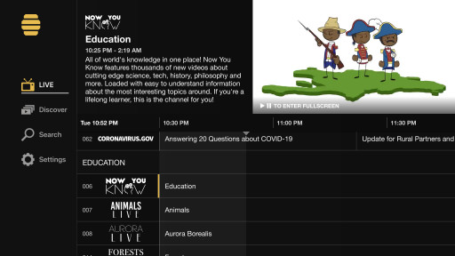 Powr Launches 'Live Guide,' the Industry's First Fully White-Labeled Online Television Service for All OTT Platforms
