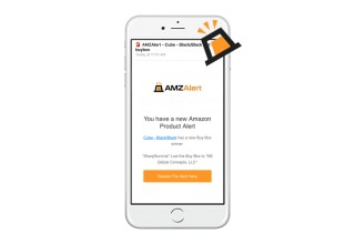 AMZAlert Notification