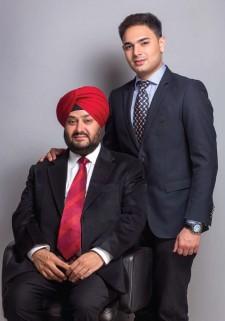R.S Jaura & Yuvraj Jaura
