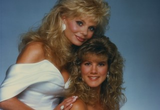 Gold bracelet and earrings from Loni Anderson's personal collection, to auction May 21