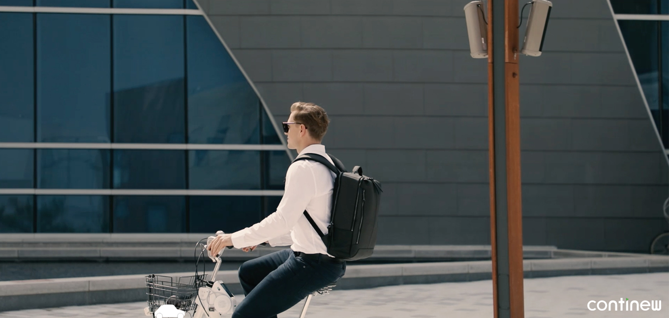 a0cbcc966d5e Continew Labs Unveils High-Quality Backpacks Made From Cars