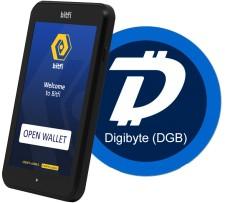 Bitfi wallet & DigiByte