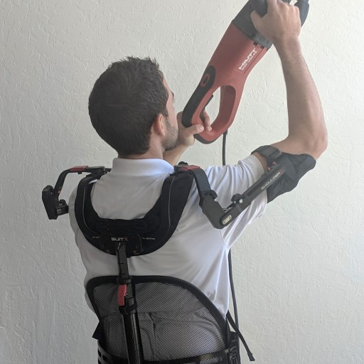 suitX Launches the Third-Generation Shoulder-Supporting Exoskeletons for Use by Workers