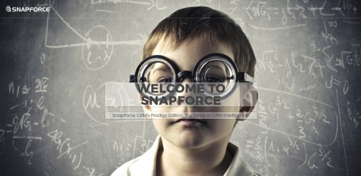 Growing CRM Provider Snapforce Unveils Prodigy, Latest Version of Their CRM Software