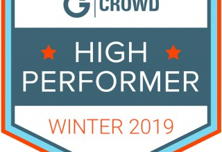 G2 Crowd High Performer AI Sales Assistant