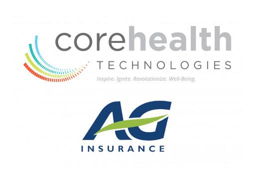CoreHealth Technologies Strengthens Global Presence With New Belgian Based Partner AG Insurance