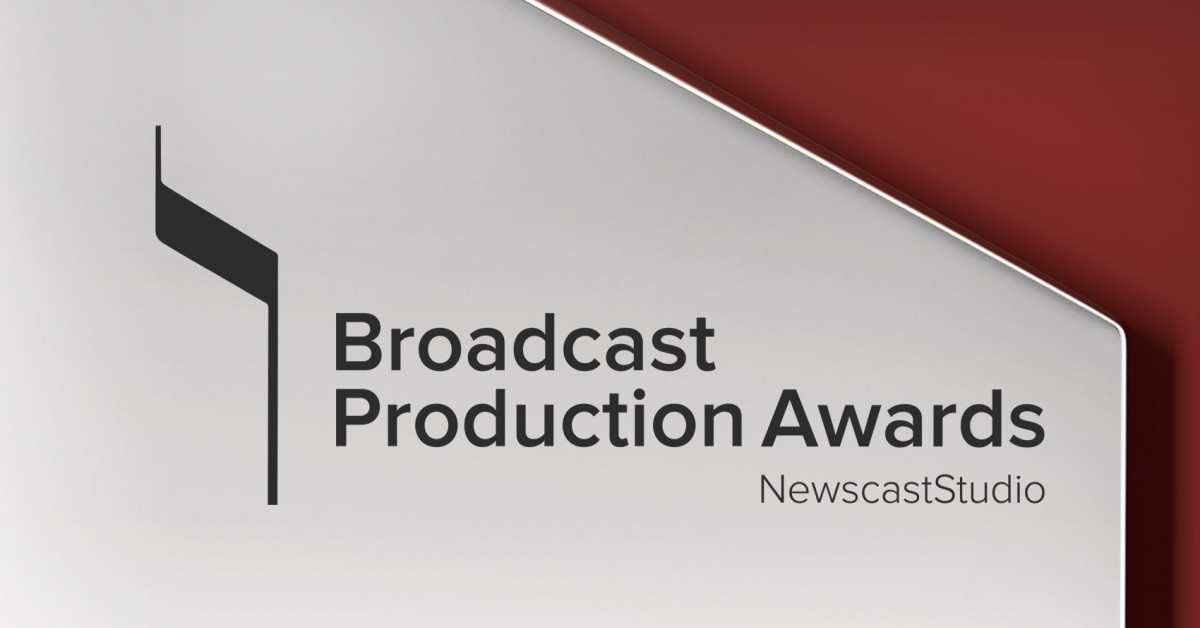 newswire.com - NewscastStudio Announces Winners for Broadcast Production Awards, Honoring the Best in Production