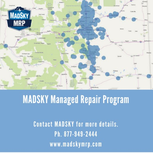 MADSKY Hail Results for 2018