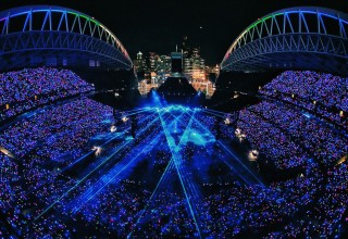Coldplay 'A Head Full of Dreams' Concert at CenturyLink Field in Seattle
