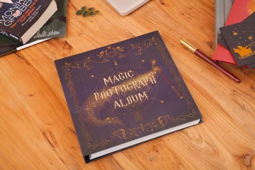Magic Photo Album: The World's First Video Album
