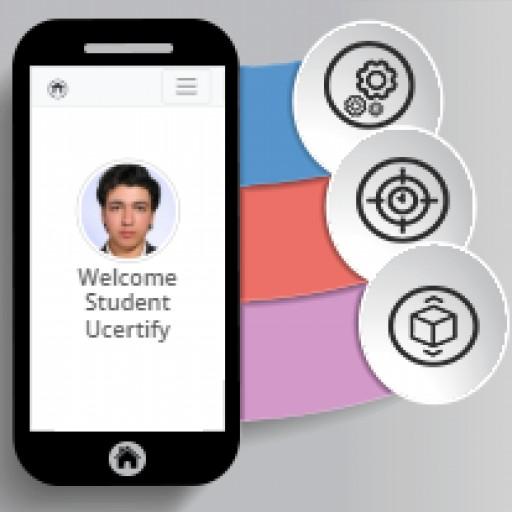 uCertify Upgrades Mobile App