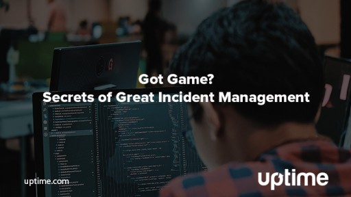 Uptime.com Gives an Insider's Glimpse Into Industry-Leading Incident Management Strategies