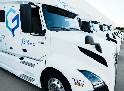 GP Transco Achieves Industry-Leading 20% Driver Turnover Rate