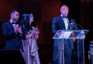 Foundation Team Mohsin Malik, ThuyLan Chang, and Anil Motwani