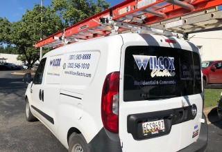 Wilcox Electric Truck