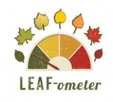 LEAF-ometer logo