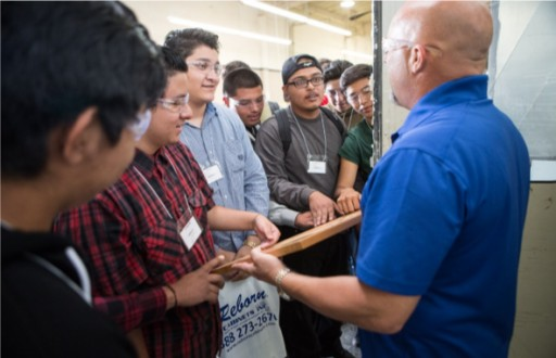 Reborn Cabinets Hosts its 3rd Annual Manufacturing Day